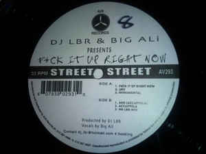 DJ LBR - Fuck It Up Right Now