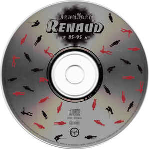Renaud - The Meilleur Of Renaud... 1985-1995 cover of release