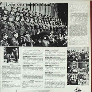 Alexandrov Red Army Ensemble, The - Soviet Army Chorus & Band