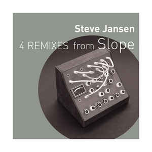 Steve Jansen - 4 Remixes From Slope