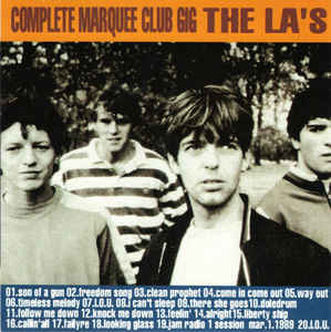 La's, The - Complete Marquee Club Gig
