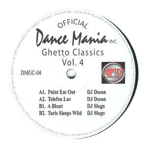 DJ Slugo - Ghetto Classics Vol. 4