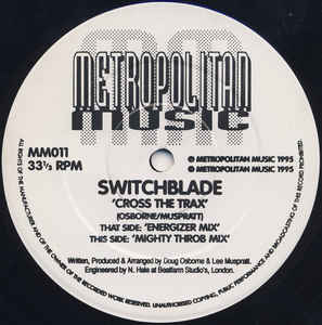 Switchblade (2) - Cross The Trax
