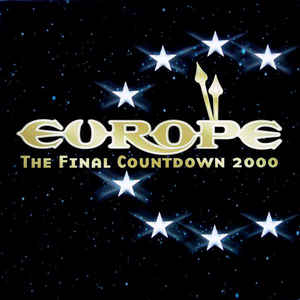 Europe (2) - The Final Countdown 2000 cover of release