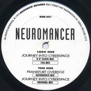 Neuromancer (2) - Journey Into Cyberspace