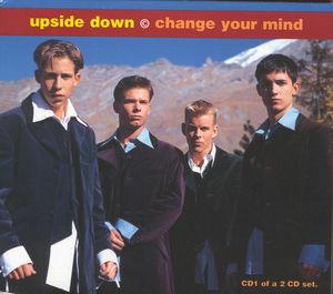 Upside Down (3) - Change Your Mind