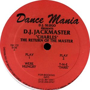 DJ Slugo - The Return Of The Master