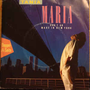 Tania Maria - Don't Go / Made In New York