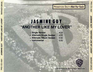 Jasmine Guy - Another Like My Lover