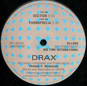 Drax - Parnophelia / Section