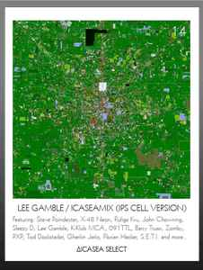 Lee Gamble - Icaseamix (iPS Cell Version)