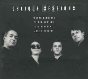 Pascal Comelade - The Oblique Sessions