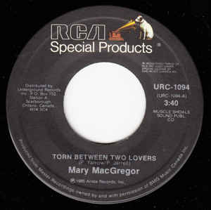 Ann Margret - Torn Between Two Lovers / I Just Don't Understand