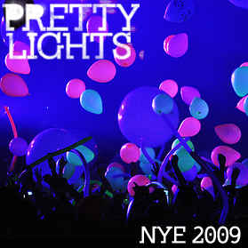 Pretty Lights - NYE 2009 (Midnight At The Vic Theatre)