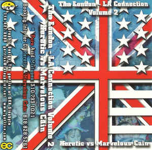 Heretic - The London - LA Connection Volume 2