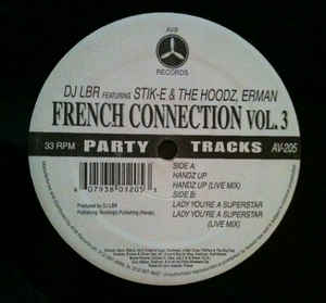DJ LBR - French Connection Vol 3
