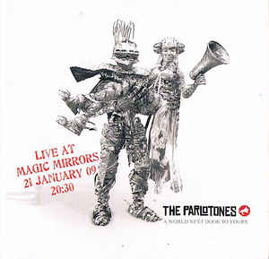 Parlotones, The - A World Next Door To Yours