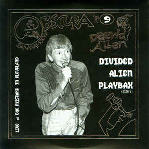 Daevid Allen - Divided Alien Playbax (Disk 2)
