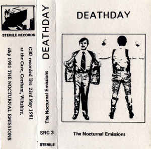 Nocturnal Emissions - Deathday cover of release