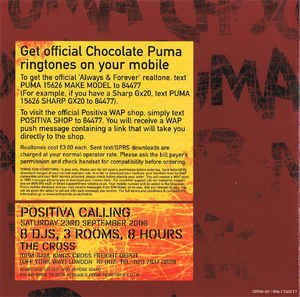 Chocolate Puma - Always And Forever