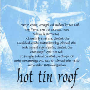 Hot Tin Roof - Strip