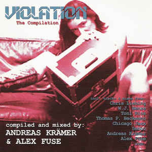 Andreas Krämer - Violation - The Compilation