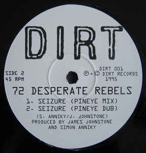 72 Desperate Rebels - Seizure