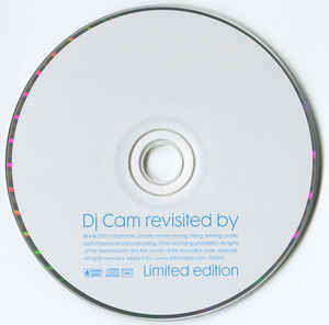 DJ Cam - Revisited By