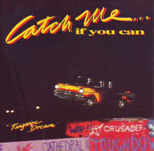 Tangerine Dream - Catch Me... If You Can (Original  Motion Picture Soundtrack)
