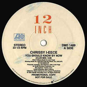 Chrissy I-eece - You Should Know By Now