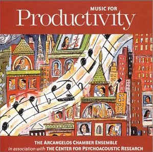Arcangelos Chamber Ensemble, The - Music For Productivity