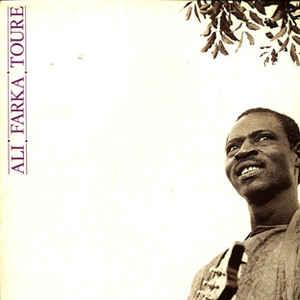 Ali Farka Touré - Eight Songs From The Legendary Singer From Mali