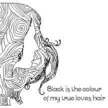 Jefre Cantu-Ledesma - Black Is The Colour Of My True Love's Hair