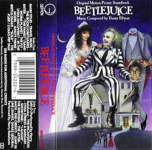 Danny Elfman - Beetlejuice (Original Motion Picture Soundtrack)